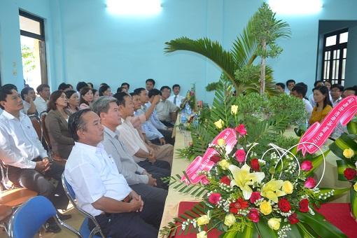 Trường THPT Lý Sơn tổ chức tọa đàm nhân ngày Nhà giáo Việt Nam 20/11 - Hình 1