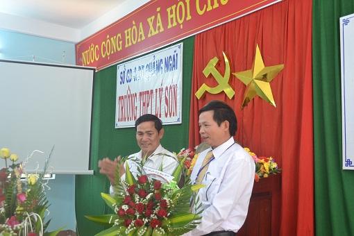 Trường THPT Lý Sơn tổ chức tọa đàm nhân ngày Nhà giáo Việt Nam 20/11 - Hình 6