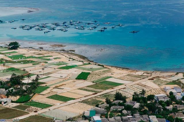 Đề nghị công nhận Công viên địa chất khu vực Lý Sơn, Bình Châu.