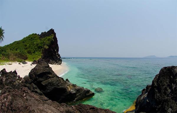 Một góc Đảo Bé