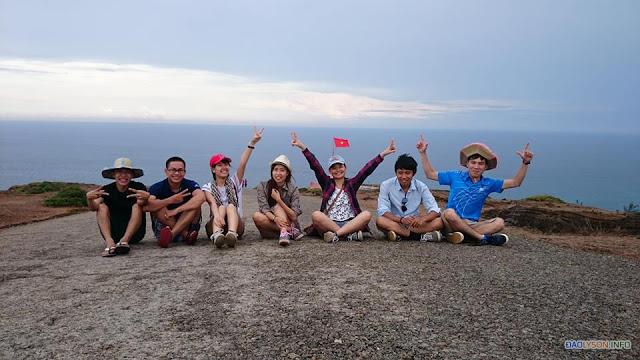 Năm 2015 - Bùn nổ về du lịch ở Đảo Lý Sơn