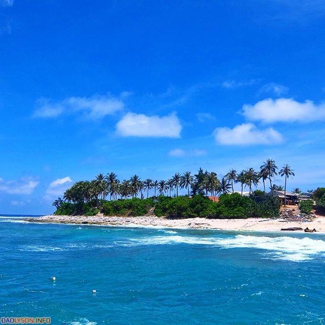 Một góc Đảo An Bình