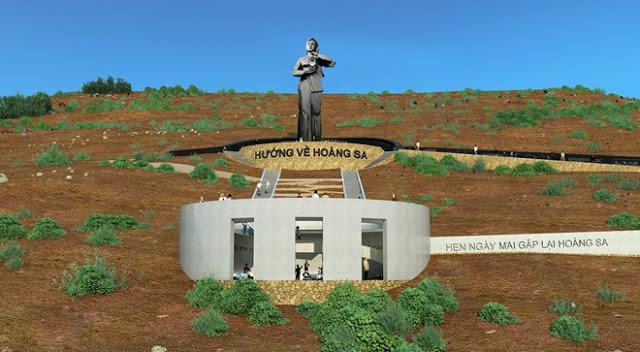 Dựng cảnh 3D dự án 'Người mẹ thắp lửa' trên đảo Lý Sơn - Hình 10