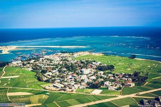 Giải pháp phát triển kinh tế biển Lý Sơn tại đại hội Đảng XII