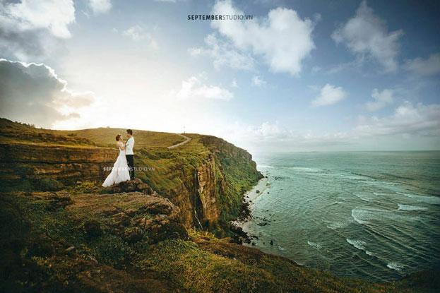 Những ảnh cưới đẹp nhất tại Đảo Lý Sơn - Hình 2
