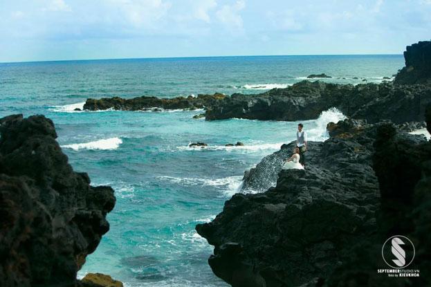 Những ảnh cưới đẹp nhất tại Đảo Lý Sơn - Hình 1
