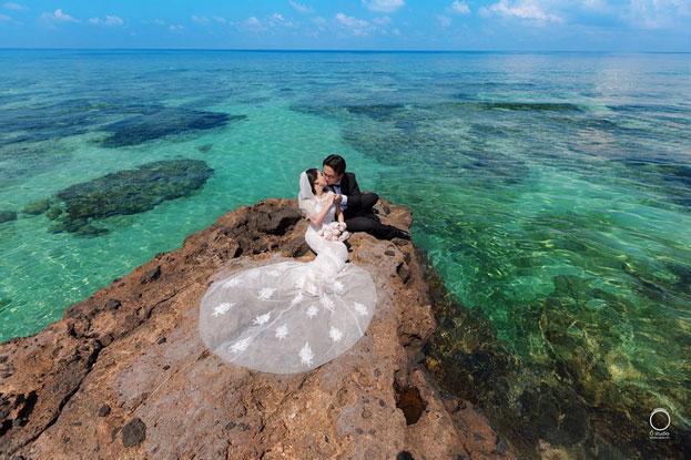 Những ảnh cưới đẹp nhất tại Đảo Lý Sơn - Hình 5
