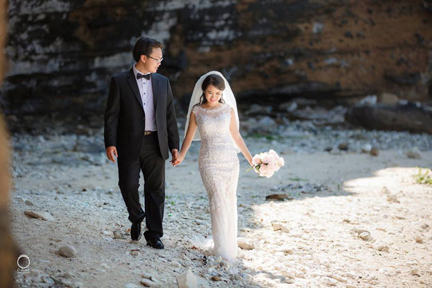Những ảnh cưới đẹp nhất tại Đảo Lý Sơn - Hình 4