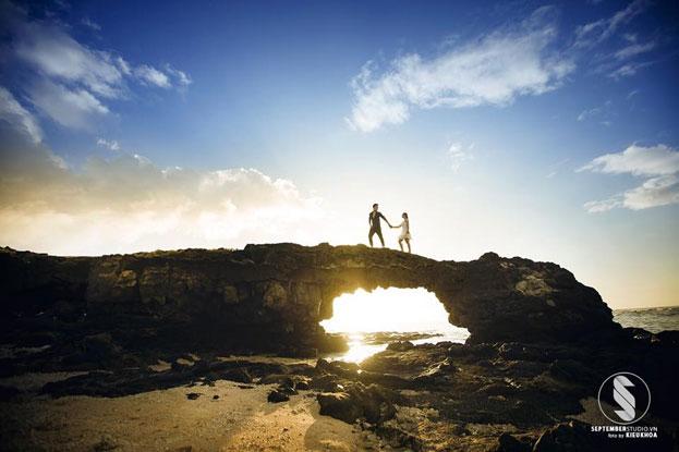 Những ảnh cưới đẹp nhất tại Đảo Lý Sơn - Hình 3