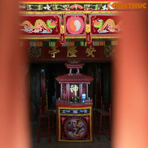 Ngôi đình cổ nổi tiếng nhất đảo Lý Sơn - Hình 10
