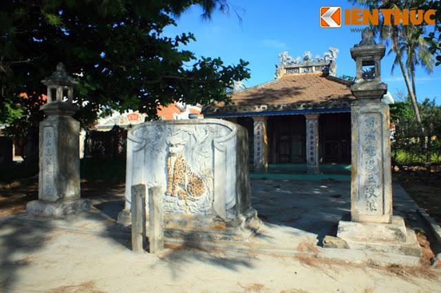 Ngôi đình cổ nổi tiếng nhất đảo Lý Sơn - Hình 11