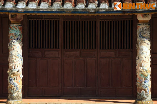 Ngôi đình cổ nổi tiếng nhất đảo Lý Sơn - Hình 3
