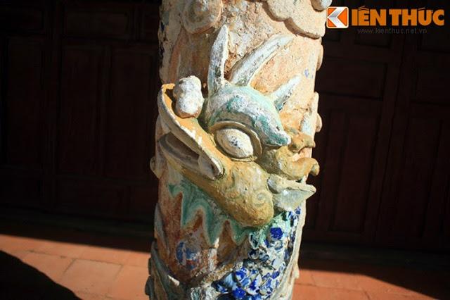 Ngôi đình cổ nổi tiếng nhất đảo Lý Sơn - Hình 5