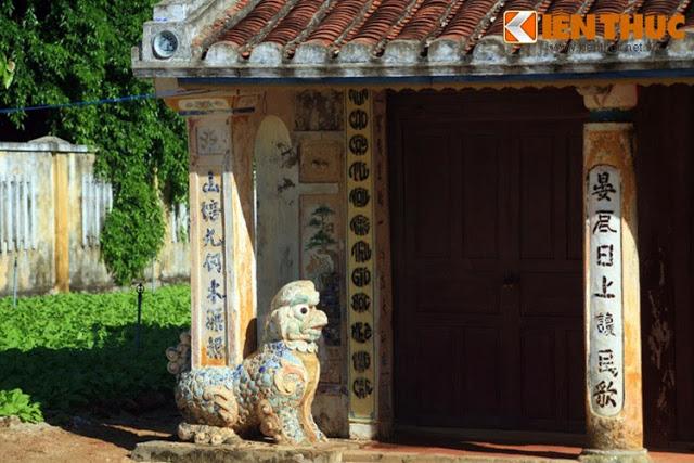 Ngôi đình cổ nổi tiếng nhất đảo Lý Sơn - Hình 6