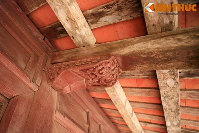 Ngôi đình cổ nổi tiếng nhất đảo Lý Sơn - Hình 7