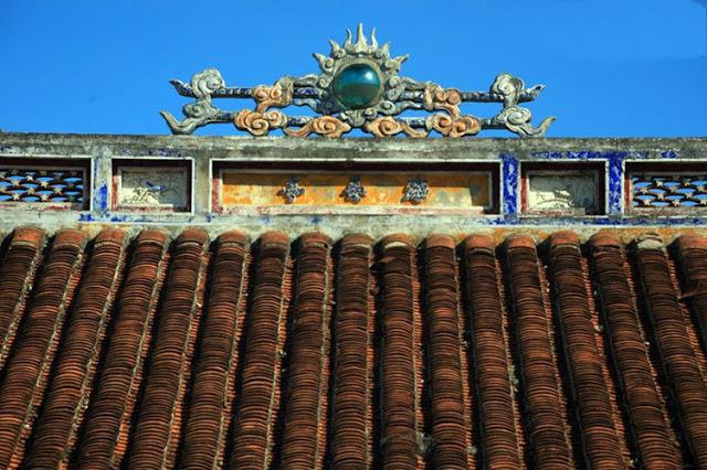 Ngôi đình cổ nổi tiếng nhất đảo Lý Sơn - Hình 8