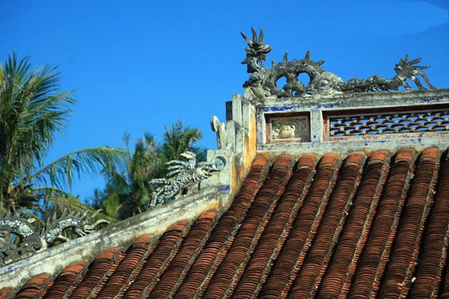 Ngôi đình cổ nổi tiếng nhất đảo Lý Sơn - Hình 9