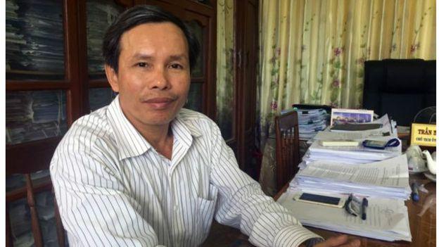 Ông Trần Ngọc Nguyên