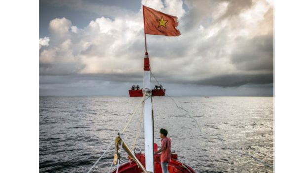 Ngư dân Lý Sơn vẫn bám biển dù bị Trung Quốc đánh - Hình 3