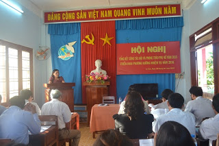 Hội nghị tổng kết công tác hội và phong trào phụ nữ huyện Lý Sơn 2015 - Hình 1