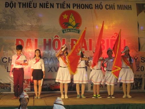 Lý Sơn: Tổng kết công tác Đoàn và phong trào TTN năm 2015 - Hình 1