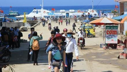 Bí thư Tỉnh uỷ Quảng Ngãi đề nghị Trung ương hỗ trợ tỉnh xây dựng Lý Sơn thành đô thị biển hiện đại