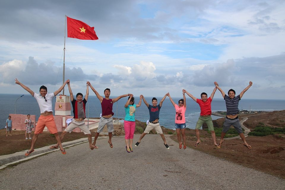 Khách du lịch ra Đảo Lý Sơn ngày càng đông