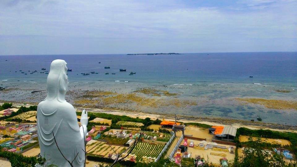 Lý Sơn từ một hòn đảo hoang vu, nay hàng năm đón trên 95.000 lượt khách.