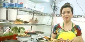 Cá biển có nguồn gốc rõ ràng được quán cơm Gốc Gòn - TP. Quảng Ngãi đưa lên bàn ăn phục vụ thực khách.