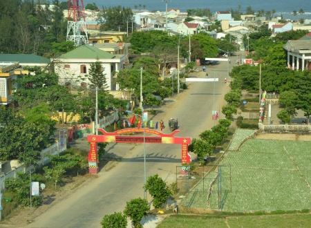 Đảo Lý Sơn sẵn sàng cho ngày hội bầu cử nhiệm kỳ 2016-2021.