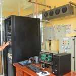 Hệ thống thiết bị phát sóng FM trên đảo Lý Sơn
