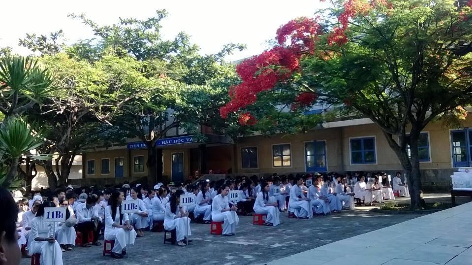 Trường THPT Lý Sơn