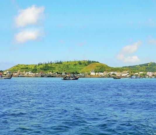 Huyện đảo Lý Sơn, điểm sáng đầu tư phát triển du lịch của Quảng Ngãi.