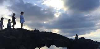 """Đảo Lý Sơn có nhiều thắng cảnh đẹp, đặc biệt là có giá trị để trở thành """"công viên địa chất toàn cầu""""."""