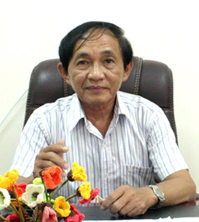 Ts Nguyễn Đăng Vũ, GĐ sở VH-TT&DL Quảng Ngãi.