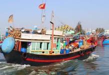 Tàu cá Quảng Ngãi. (Ảnh minh họa).