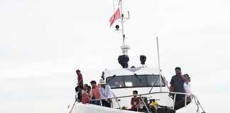 Quảng Ngãi sẽ đưa tàu siêu tốc 40 hải lý/h ra đảo Lý Sơn vào khai thác, hóp phần thúc đẩy phát triển địa phương