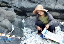 Cần tuyên truyền cho người dân và du khách ý thức bảo vệ môi trường.