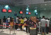 Một nam hành khách đã hành hung nhân viên hàng không ở sân bay Tân Sơn Nhất tối 14/4 (ảnh minh hoạ)