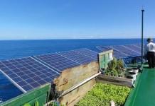 Người dân đảo Bé (Lý Sơn) sắp được sử dụng điện mặt trời. Ảnh minh họa