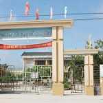 Huyện Lý Sơn đang phấn đấu xây dựng trường lớp học đạt 80% kiên cố đầu năm 2018.