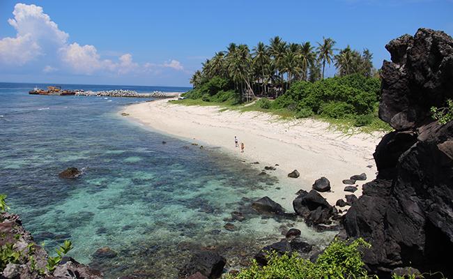 Cảnh đẹp ở đảo Bé, Lý Sơn