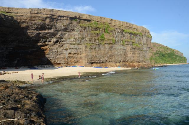 Đảo Lý Sơn sở hữu tài nguyên du lịch địa chất, địa mạo độc đáo và hiếm có