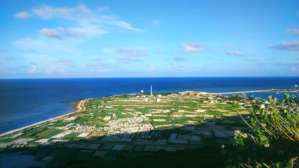 Khu vực nghĩa địa trên đảo Lý Sơn