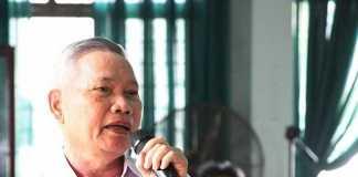 Cử tri Bùi Minh Hải đặt ra hàng loạt câu hỏi liên quan siêu dự án của Tập đoàn FLC tại Quảng Ngãi. Ảnh: T.VIỆT