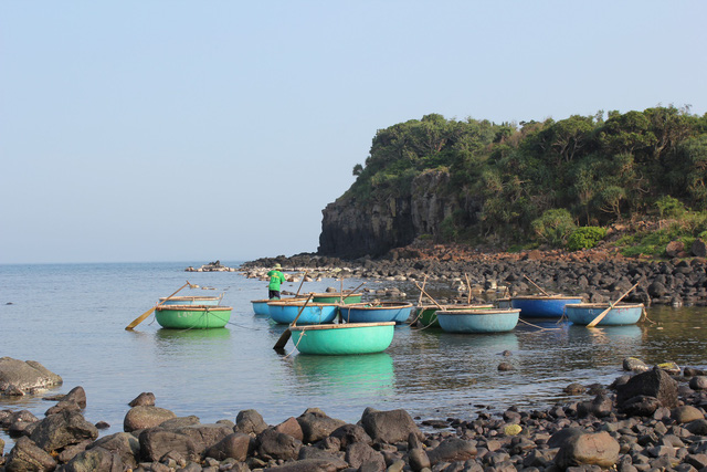 Siêu dự án nghìn ha của FLC nằm dọc khu vực biển tuyệt đẹp của Quảng Ngãi - Ảnh: TRẦN MAI