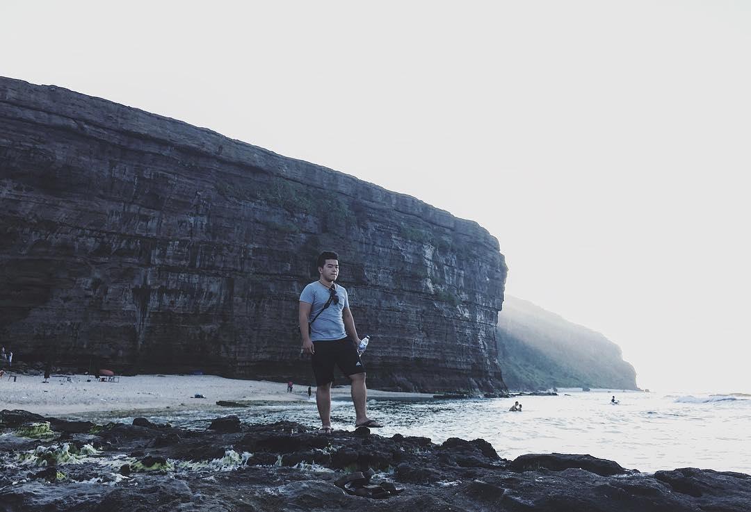 Thắng Cảnh Hang Câu - Lý Sơn