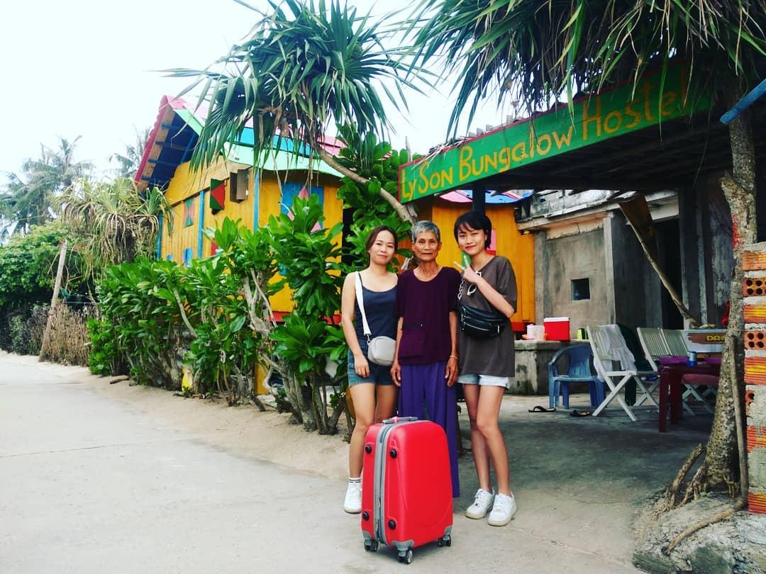 Một Homestay tại đảo Bé