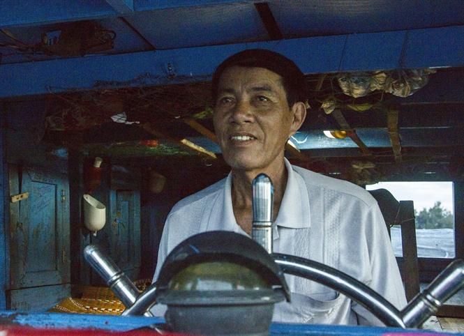 Ngư dân Dương Minh Thạnh