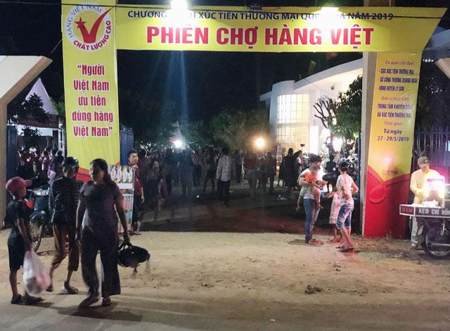 phien cho hang viet 2019 1